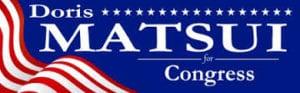 Matsui for Congress Logo