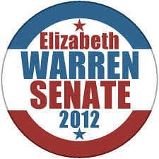 Warren for Senate Logo